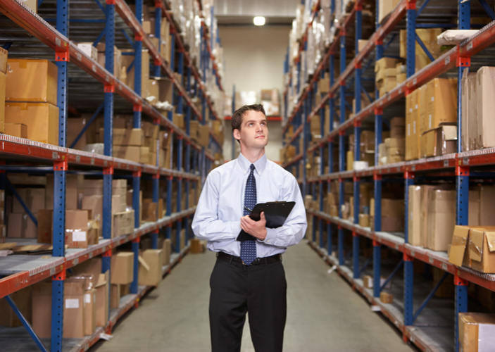 Eliminate human error with automated inventory management
